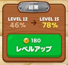 ラインレンジャー レンジャーのレベルアップ
