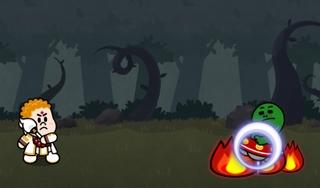 ラインレンジャー シューの攻撃方法